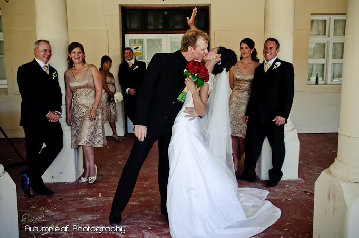 Ari & Shaun's Wedding - Checking the diamond ring