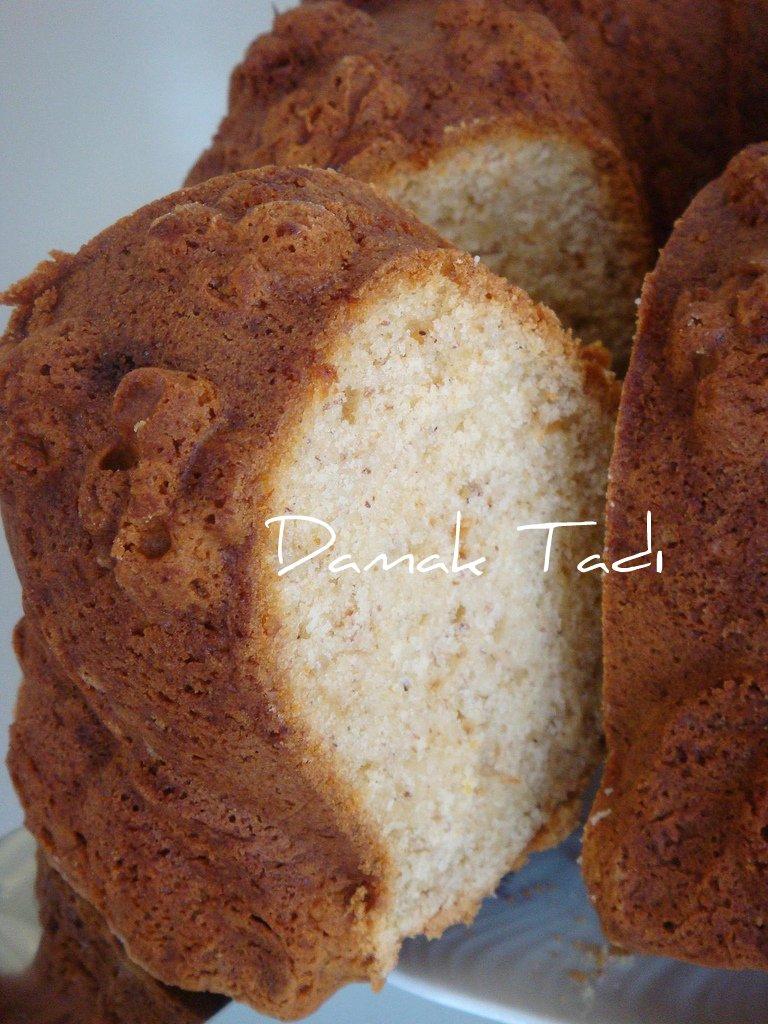 Muzlu-Krokanlı Kek