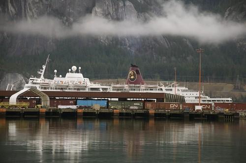 Whistler Olympic Volunteers Boat