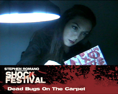 Shock Festival - Dead Bugs on the Carpet