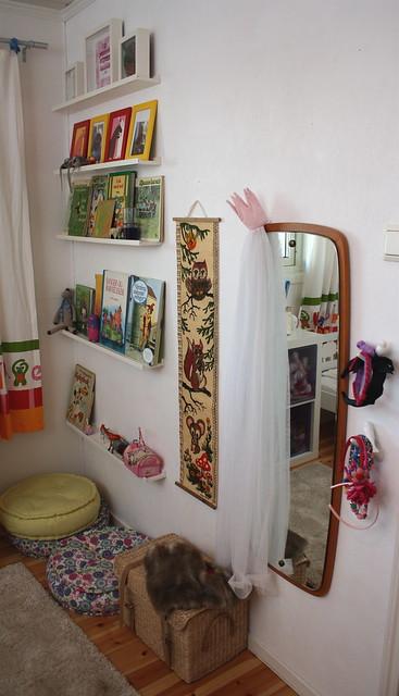 Lesekrok og speil