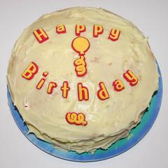 2010 birthday cake