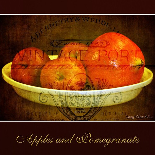 Apples and Pomegranate