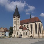 Bardejov: Basilica minor of St. Egidius
