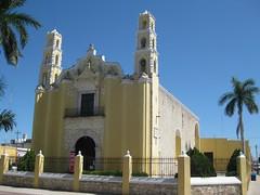 Iglesia en Merida