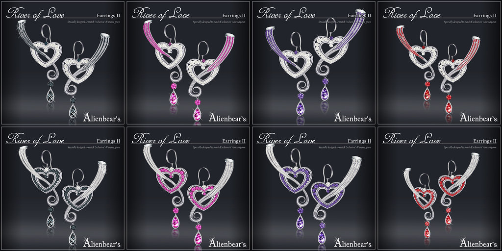 River of Love earringsII poster