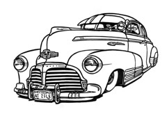 1940 Ford Chassis Under Willys Body also 1940 Ford Wiring Diagram in addition 2006 Chrysler Crossfire Factory Headlights as well 1938 Desoto Wiring Diagrams further Flathead drawings engines. on 1942 chevy coupe