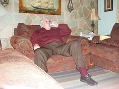 009 Poppa (staggerlee1) Tags: people sitting grandfather grandpa sit granddad granddaddy seated poppa 2010