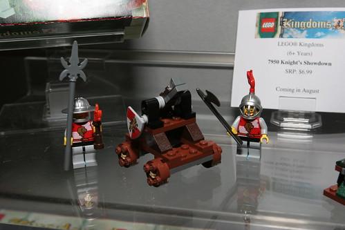 LEGO Toy Fair 2010 - Kingdoms - 7950 Knight's Showdown - 3 by fbtb.