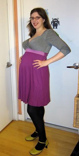 23 weeks pregnant!