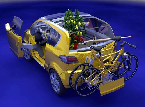 Opel Trixx con flexride