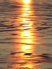 Sunset (historygradguy (jobhunting)) Tags: sunset abstract ice boston river ma pattern massachusetts charlesriver newengland mass bostonist