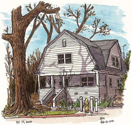 1st street house