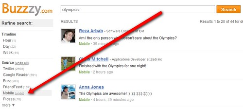 Buzzzy: Olympics