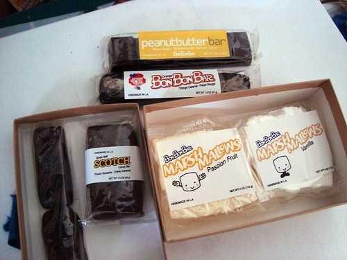 BonBonBar package opened!