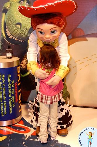 what a sweet hug!