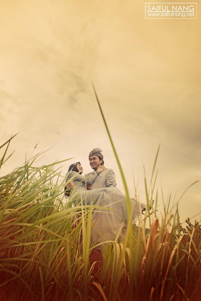 Megat & Aida, Rawang by SN