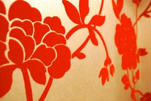 red wallpaper-2