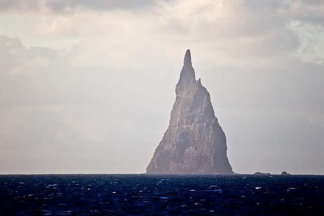 Ball's Pyramid Lord Howe Island