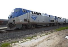 Amtrak 199 P42 (knelson27) Tags: train pacific union trains locomotive bnsf c45 p42 c44 mp15