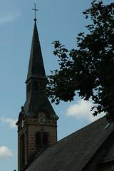Steepie steeple (Coen Foxfield) Tags: tree church canon germany steeple 2009 bohemiancoen