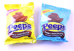 Peeps Chocolate Packages
