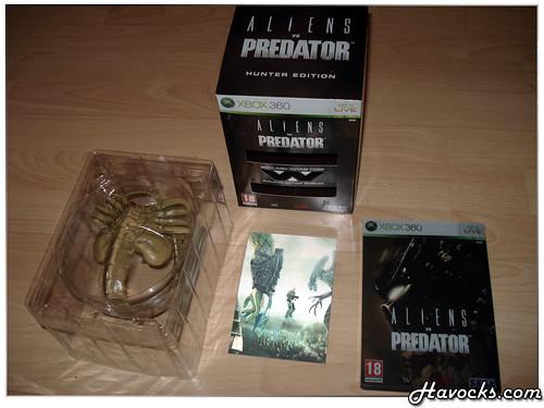Aliens Vs Predator - Hunter Edition - 02
