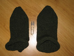 felted slippers 001