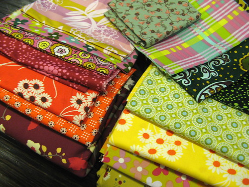 Yummy New Fabric