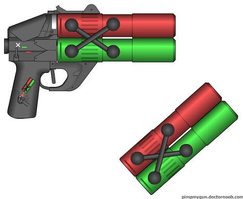 DX  EFG (Emergency Flare Gun)