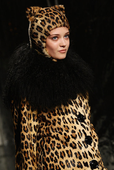 moschino cheap and chic fall 2010
