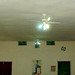 New lights and ceiing fans at Craighead, provided through Bethel UB.