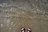 (arielwaldman) Tags: ocean newzealand wellington myfeet pinktoenails