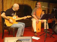 5 Martie 2010 » Berti BARBERA şi Nicu PATOI