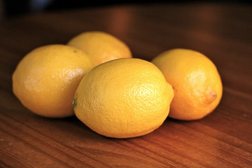 lemons for lemon bars