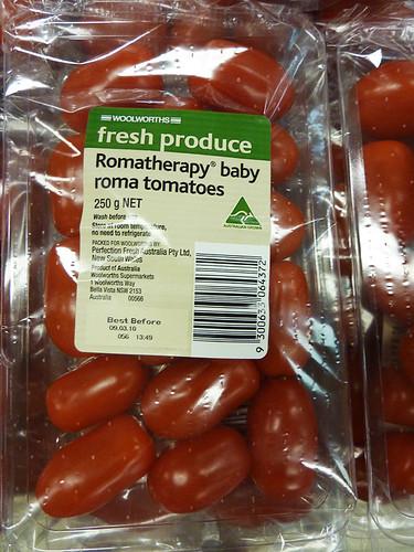 Romatherapy Tomatoes???? 232/365