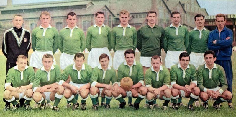 saint-etienne 1960-61