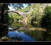 Vieux pont  au cirque de Navacelles