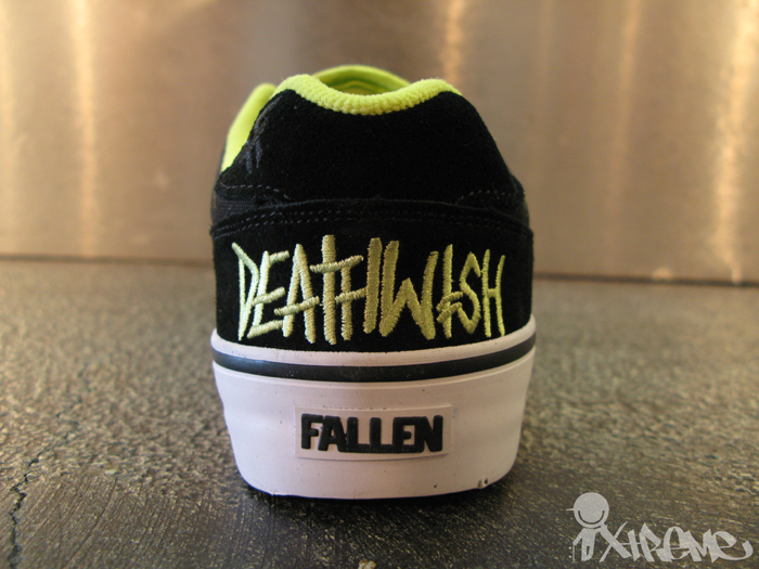 Fallen Spring 2010 Shoes - Slash (Deathwish)