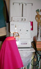 Serging Curtains