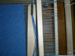 Loom waste