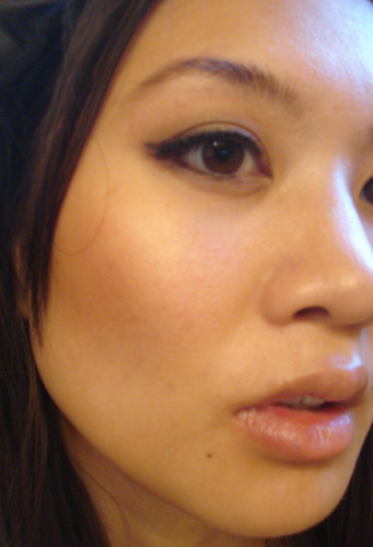 Angelina makeup