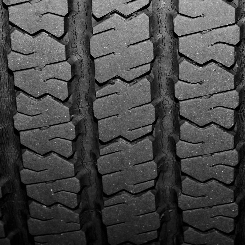 Day 059 - Tire Tread