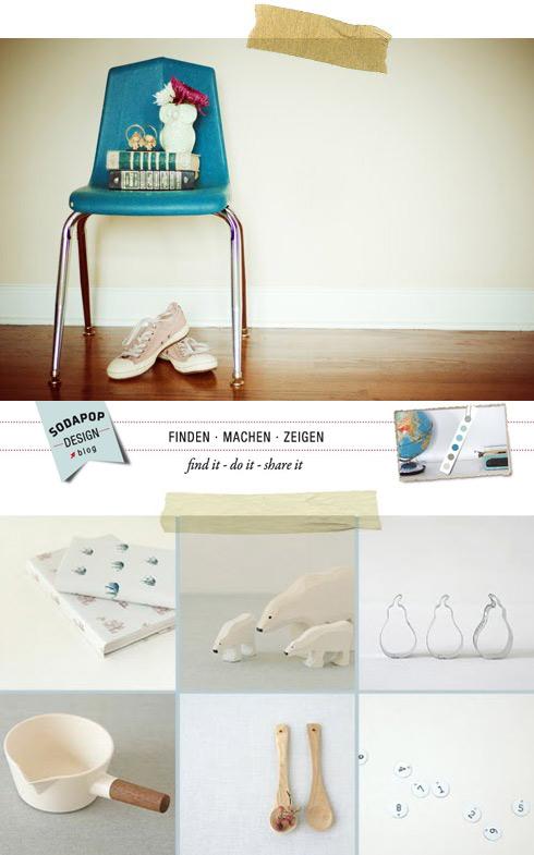Lovely blogs: Sodapop Design