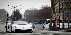 Lamborghini Gallardo Tropheo ... Street (Valkarth) Tags: street mars white paris france cup car race start canon de eos photo julien italian automobile europe italia photographie mark sigma automotive super voiture ii coche depart 5d 12 blanche 13 julius lamborghini blanc f28 supercar italie mk legal v10 rallye gallardo 2010 mkii markii 70200mm lambo photographe valk taureau santagata 5d2 tropheo valkarth fautrat xothum