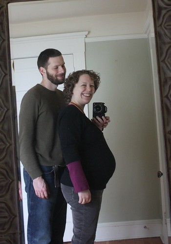 Family Portrait, 28 Weeks