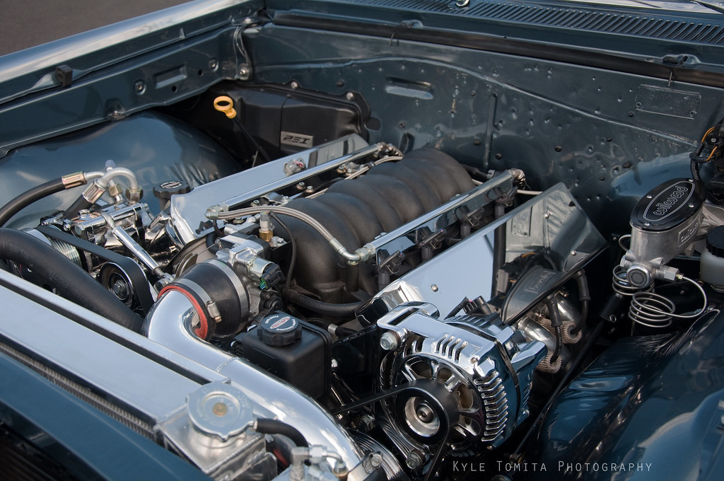 LS1 in 67 Chevelle