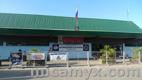 Dumaguete Airport