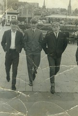 Image titled Finny, Wully and Jada, School Outing, 1962.