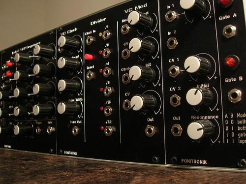 triple module